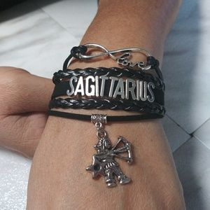 Jewelry - Brand new Sagittarius sign bracelet